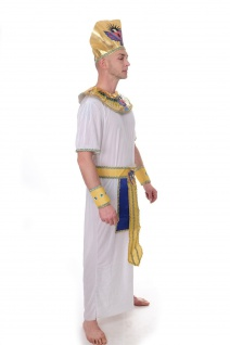 DRESS ME UP - Kostüm Herren Herrenkostüm Pharao Ägypter Ramses Mumie Gr. S/M L201 - Vorschau 3
