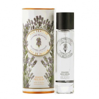 Lavendel Eau Fraiche Essentiels von Panier des Sens 50ml