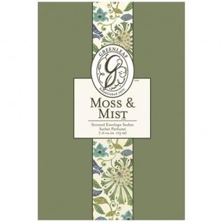 Moss & Mist Duftsachet groß von Greenleaf