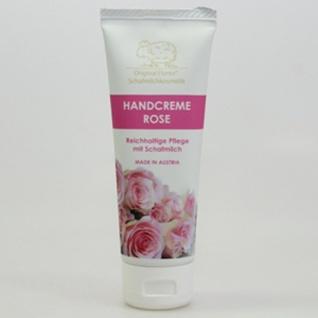 Rose Diana Handcreme mit Schafmilch 75g von Florex