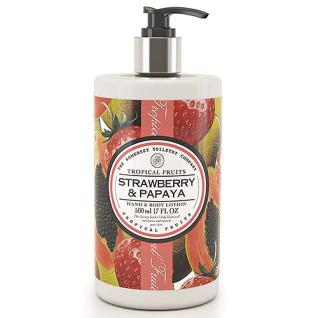 Strawberry Papaya Körperlotion von Somerset 500ml