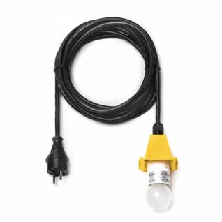 10m Kabel gelb E27 für 1 Stern A4 / A7 LED original Herrnhuter