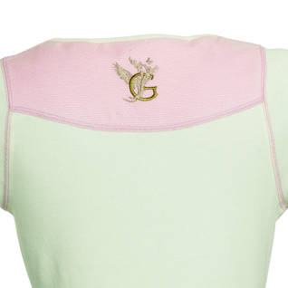 Langarm Shirt cremeweiß von GardenGirl Gr. M - Vorschau 2
