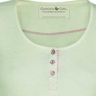 Langarm Shirt cremeweiß von GardenGirl Gr. M - Vorschau 3