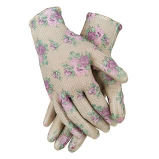 Unkrauthandschuhe roses von GardenGirl Gr M