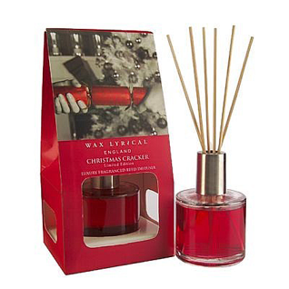 Christmas Cracker Diffuser 200ml Wax Lyrical Timeless