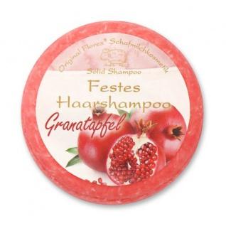 festes Haarshampoo Granatapfel 58g Florex