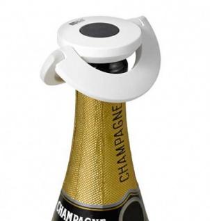 AdHoc Sekt- und Champagnerverschluss weiss GUSTO
