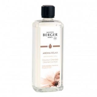 Aroma Relax Douceur Orientale 1000 ml von Lampe Berger