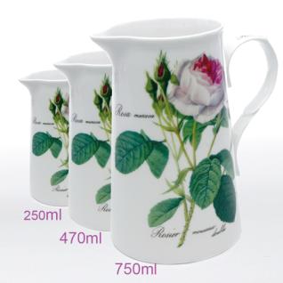 Wasserkrug klein Redoute Roses Roy Kirkham 250ml