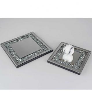 Untersetzer Spiegel-Stones 20cm Formano