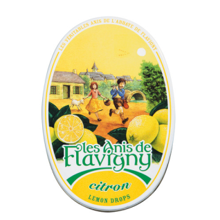 Pastillen Dose Citron Les Anis de Flavigny 50g