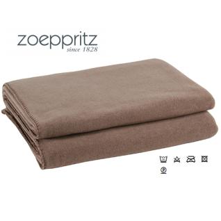 Smoke Decke Soft Fleece von Zoeppritz