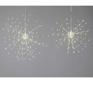 Hängekugel 200 LED Lichter 50cm