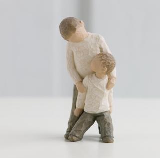 BRÜDER Brothers Figur von Susan Lordi Willow Tree Demdaco