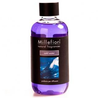 Cold Water Refill Stick Diffuser 250ml Millefiori Milano