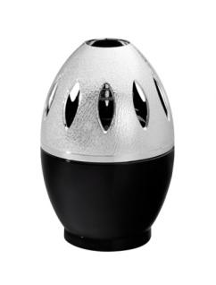 EGG noire Duftlampe neu von Lampe Berger
