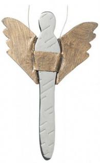 Schutzengel MINI glänzend gestrichelt Herzstücke von Räder Design