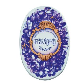 Pastillen Dose Violette Les Anis de Flavigny 50g