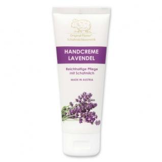 Lavendel Handcreme mit Schafmilch 75g von Florex