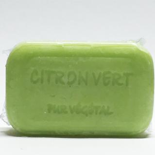 Citron Vert Naturseife Savonnerie de Bormes Provence 100g