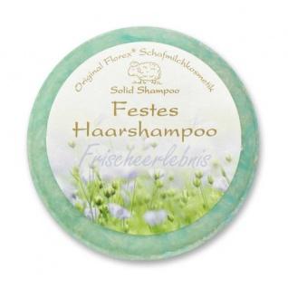 festes Haarshampoo Frischeerlebnis 58g Florex