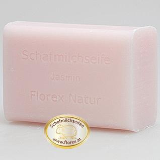 Jasmin Florex Schafmilchseife 100g