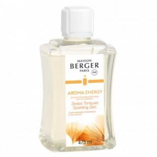 Aroma Energy Refill Elektrischer Diffuser 475ml von Maison Berger