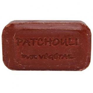 Patchouli Pflanzenölseife Savonnerie de Bormes Provence 100g