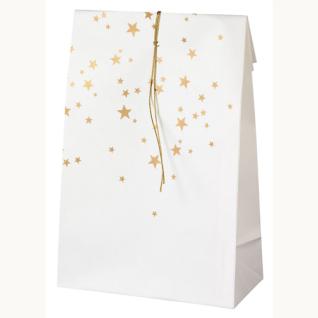 Touch of Gold Geschenktüten im 3er Set mit Sternen von Räder