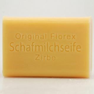 Zirbe Kiefernduft Florex Schafmilchseife 100g