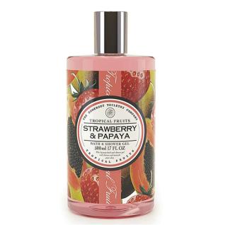 Strawberry Papaya Duschgel von Somerset 500ml