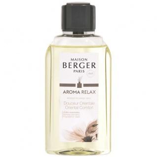 Aroma Relax Refill für Diffuser Stäbchen 200ml von Maison Berger