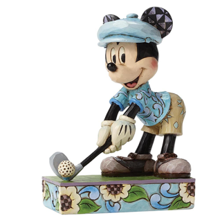 Hole in One (Mickey Golf) 15cm Disney Traditions Jim Shore