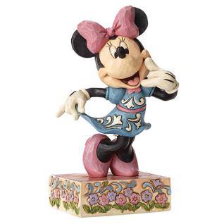 Call Me (Minnie with 'Honey Do' List) 15cm Disney Traditions Jim Shore