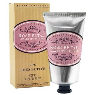 Rose Handcreme Naturally European von Somerset 75ml