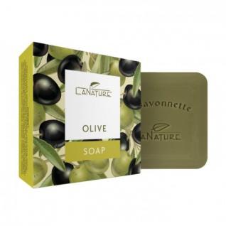Olive Limone Pflanzenölseife 100g neu von LaNature
