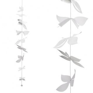 Zuhause Silver Blossom Kette XL 120cm