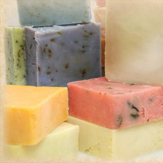 Zitronenmelisse kaltgerührt Schafmilchseife von Florex - Vorschau 2