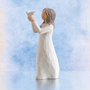 AUFSTEIGEN SOAR Figur von Susan Lordi Willow Tree Demdaco