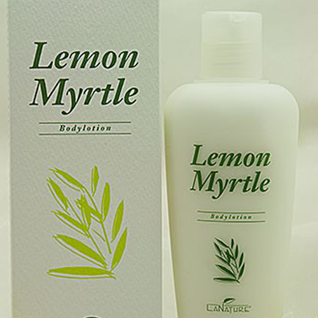 Lemon Myrtle Bodylotion 200 ml von LaNature