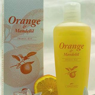 Orange Duschgel 200 ml von LaNature