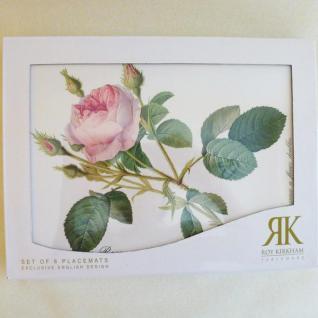 Platzset Redoute Rose Roy Kirkham 30x45cm
