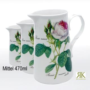 Wasserkrug Redoute Roses Roy Kirkham 470ml