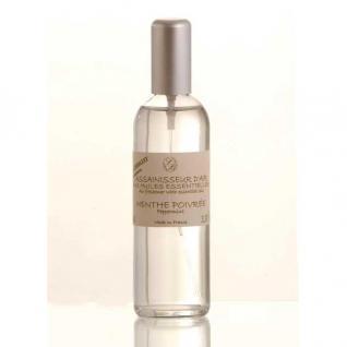 Pfefferminze Raumspray von Savonnerie de Bormes Provence 100 ml