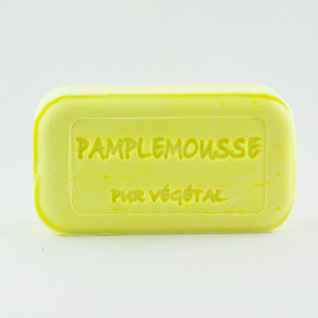 Pampelmuse Naturseife Savonnerie de Bormes Provence 100g