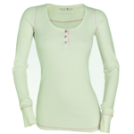 GardenGirl Shirt Langarm cremeweiß Gr. XXL