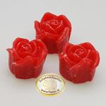 Rose mini Florex Schafmilchseife Duft Rose 3 x 7g