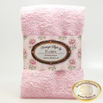 Gästehandtuch rosa Florex 30x50cm Vintage Collection