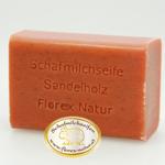 Sandelholz Florex Schafmilchseife 100g